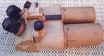 WW2 Binocular Repairs & Servicing - Optical Repairs
